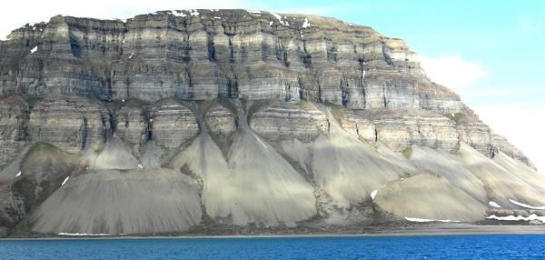 TalusConesIsfjorden