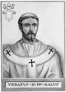 Blessed Pope Urban II