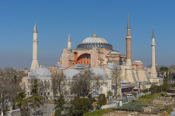 Cathedral of Hagia Sophia